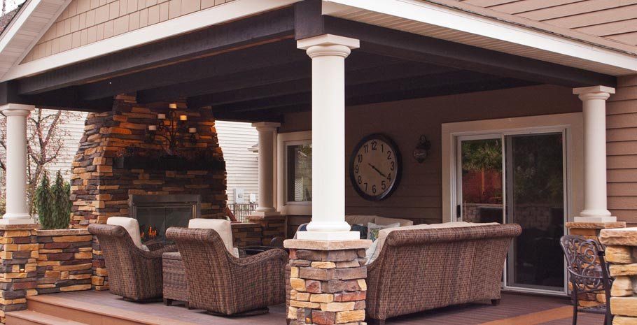 Outdoor Space outdoor spaces - true north remodeling